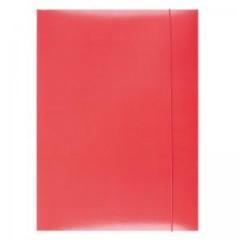 Kartónový obal s gumičkou Office Products červený aea0856e467